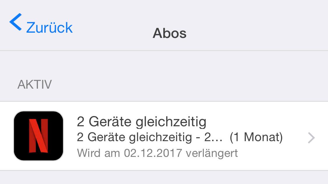 Abos App