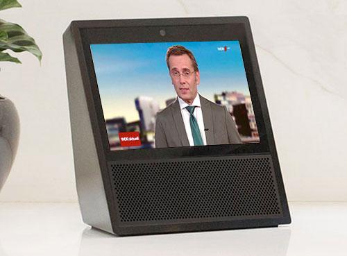 Amazon Echo Show Wdr