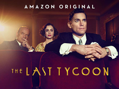 Amazon Prime Video The Last Tycoon