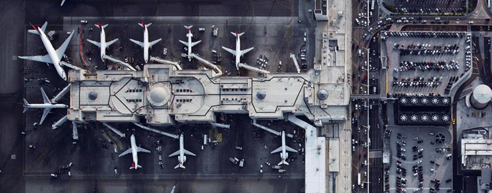Apple tv hintergrund flughafen