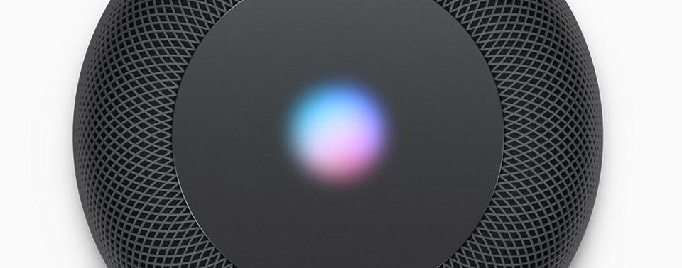 Homepod Siri Header