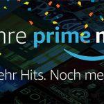 Prime Music 2 Jahre