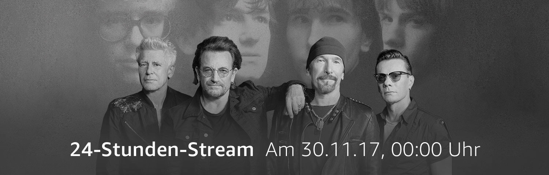 U2 Amazon