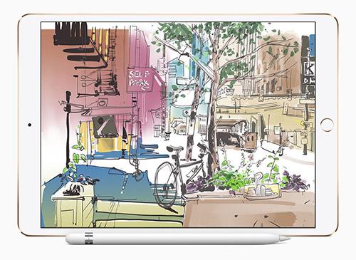Urban Sketchers Apple