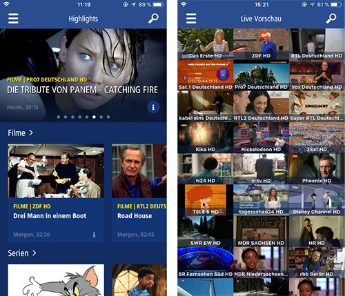 1und1 Tv App
