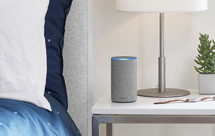 Amazon Echo Bett