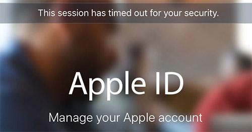 Apple Id Sitzung Abgelaufen
