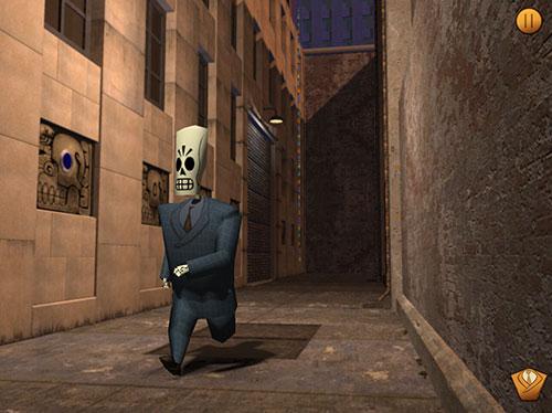GOG.com verschenkt bis morgen Grim Fandango Remastered, Winterangebote verfügbar