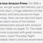 Prime Video App Apple Tv Werbung