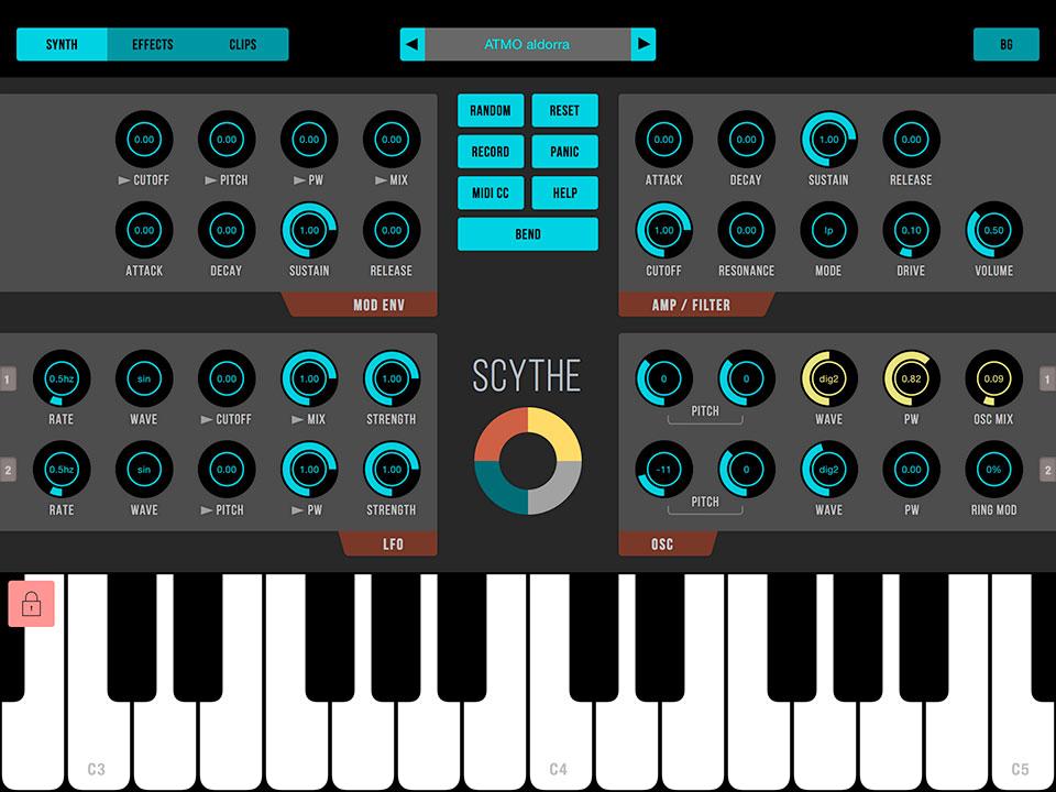 Scythe App