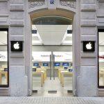 Calle Colon Apple Store Valencia