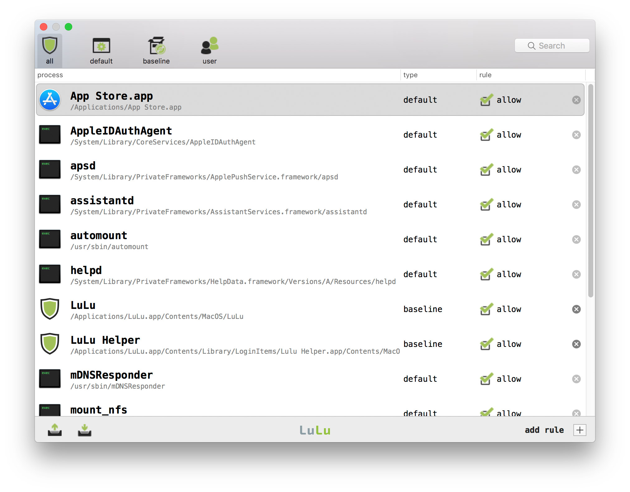 Lulu App Large