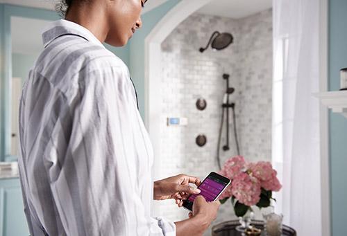 Moen U Dusche Iphone App