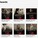 Brit Awards Wiedergabelisten Apple Music