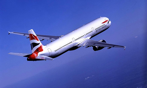 Telekom Ean British Airways