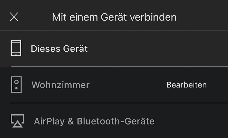 Audbile Sonos