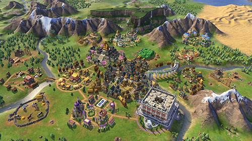 Civilization 6 Rise And Fall Mac