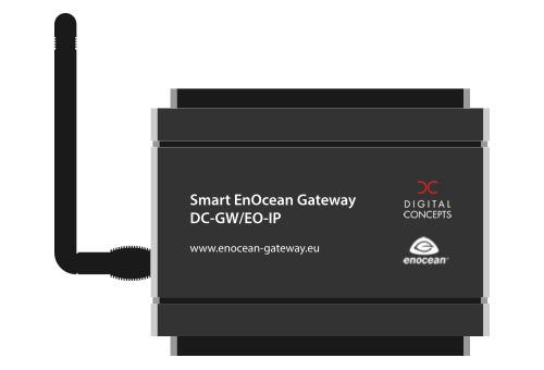 Digital Concepts Enocean Gateway Dc Gw Eo Ip