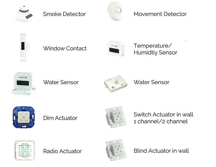 Enocean Produkte Fuer Homekit