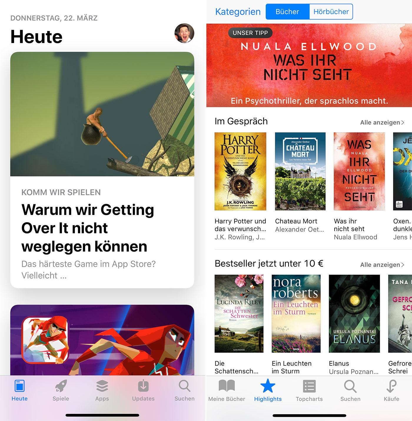 Ibooks App Store