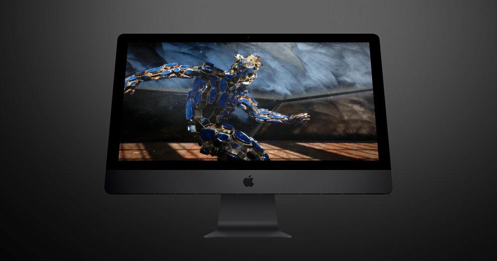 Imac Pro Design