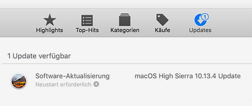 Mac Update High Sierra 10 13 4