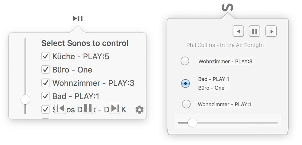 Mockup Sonos Controller Final
