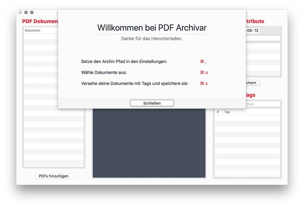 Pdf Archiver Open Source Projekt Zur Langzeit Archivierung Ifunde