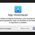 App Vorschau