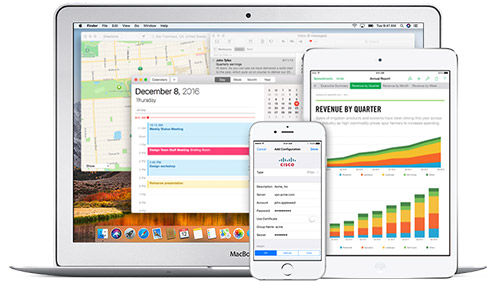 Apple Business Apps