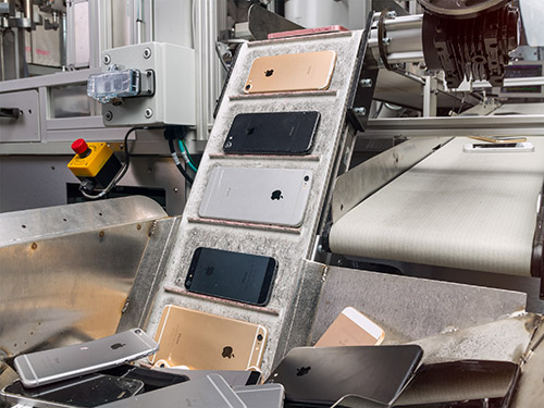 Apple Iphone Recycling