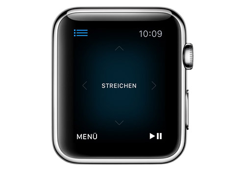 Apple Watch Apple Tv Fernbedienung