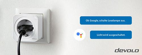 Devolo Google Home