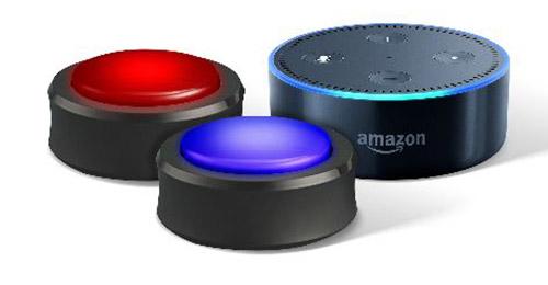 Echo Buttons Mit Echo Dot