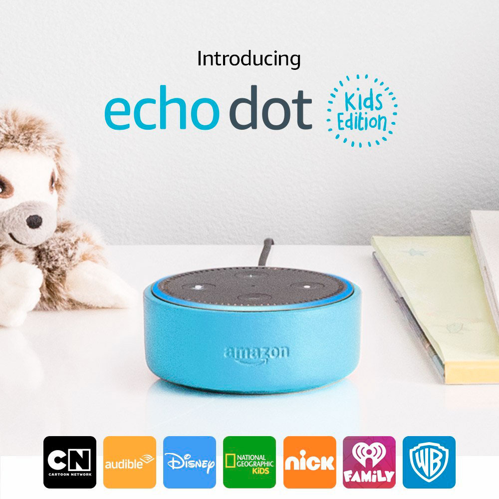 Echo Dot Kinder