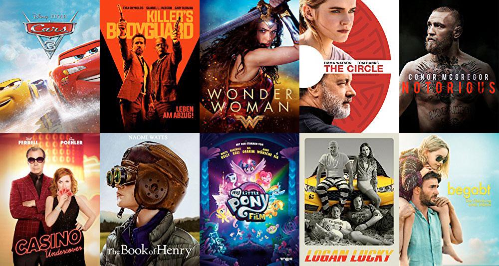 Bekannte Filme