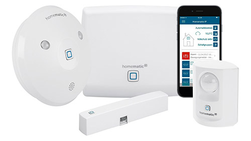 Homematic Ip Alarm Starter Set
