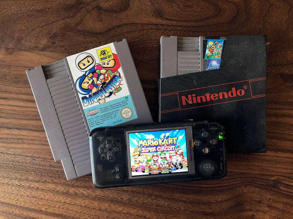 Nintendo Spiele