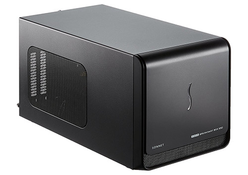Sonnet Breakaway Box Thunderbolt 3 Mac