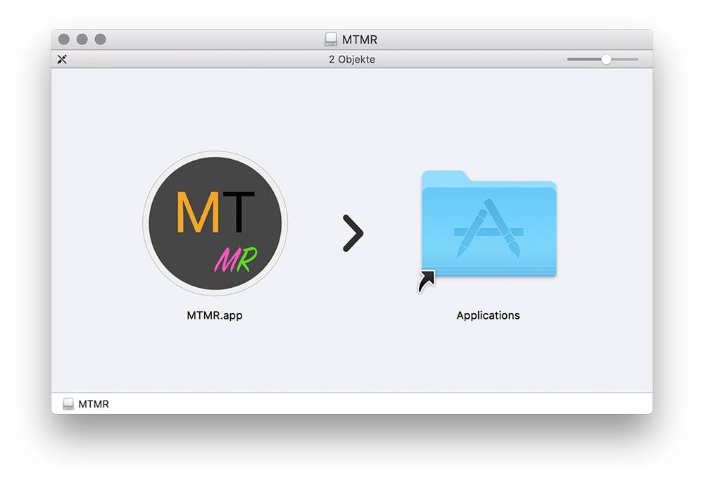 Touchbar App