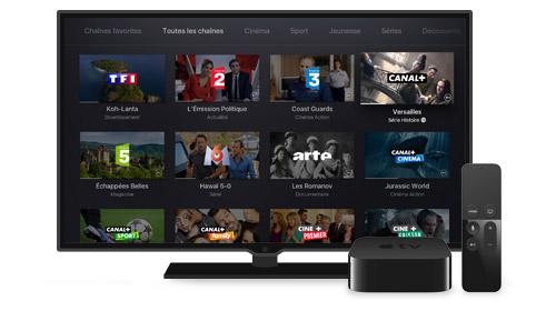 Canal Plus Apple Tv