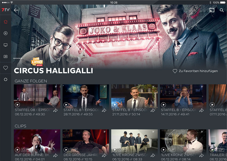ProSiebenSat.1 startet Ultra-HD-Ausstrahlung