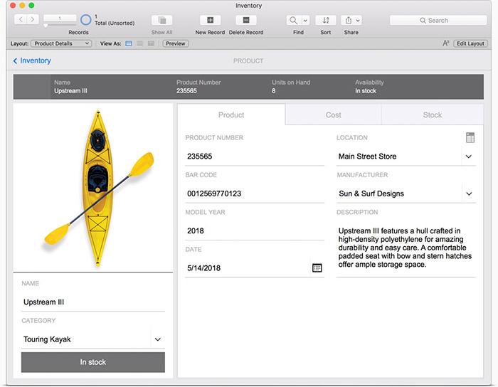 FileMaker 17: Neue Version der Datenbank-Anwendung legt