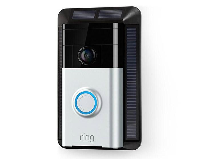 Ring Solar Doorbell