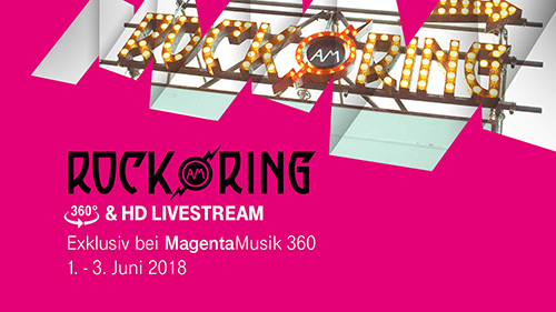 Rock Am Ring Telekom Livestream
