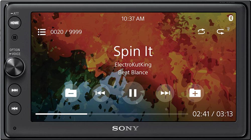 Sony Spin It