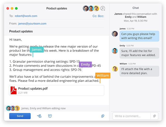 Spark Email Mac