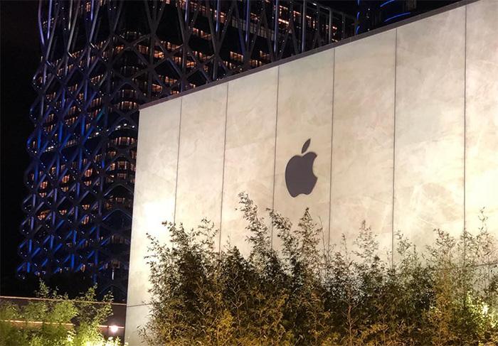 Apple Macau Aussen