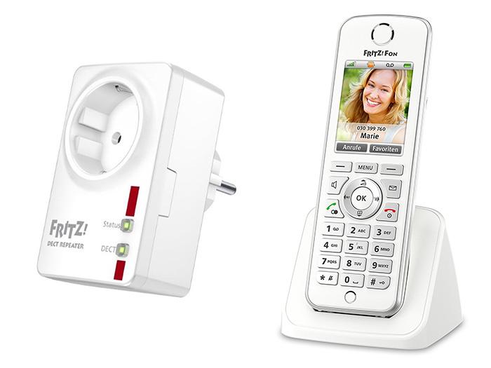 Avm Dect Telefon C4