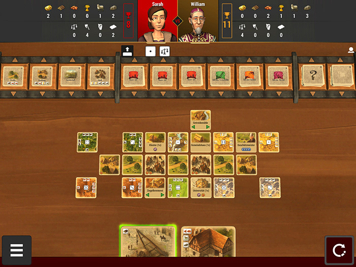 Catan Duell Mac Ios